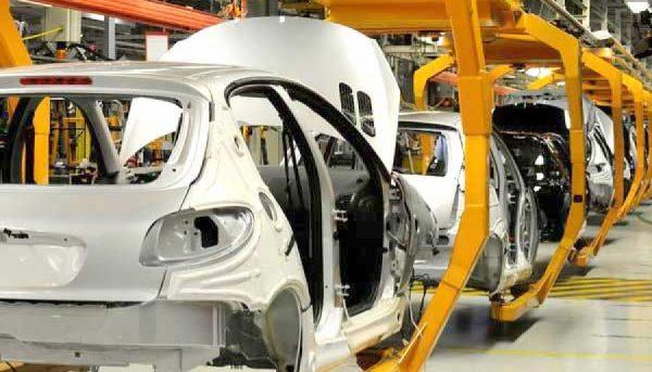 رشد نیم درصدی تولید خودرو