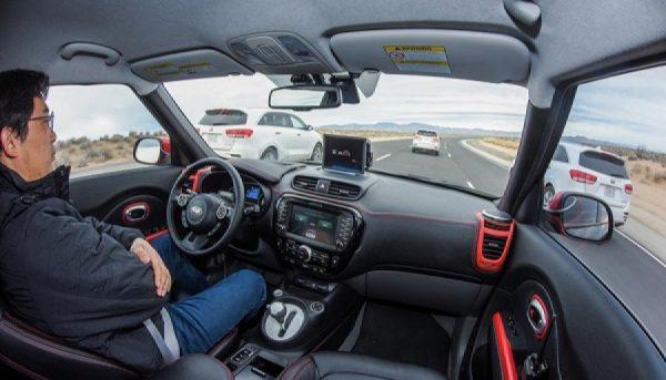 خودروی خودران چینی ٤سال دیگر می آید