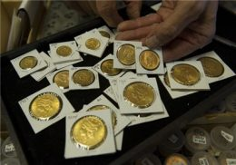 سکه یک میلیون و ۸۷ هزار تومان / دلار ۳۵۰۸ تومان