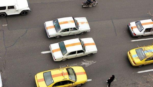تردد پیکان تاکسی ها از شهریور در تهران ممنوع می شود
