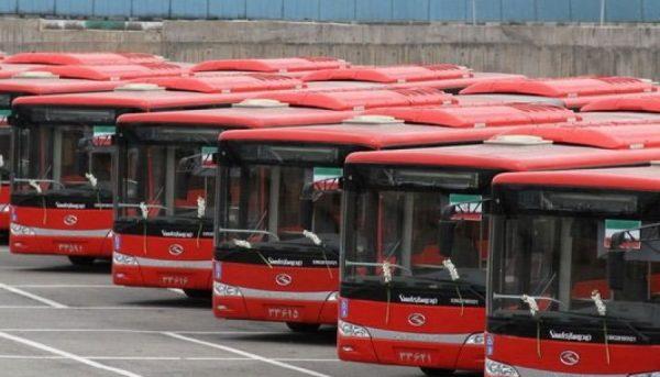 ورود ۵۰ اتوبوس به ناوگان حمل ونقل عمومی پایتخت