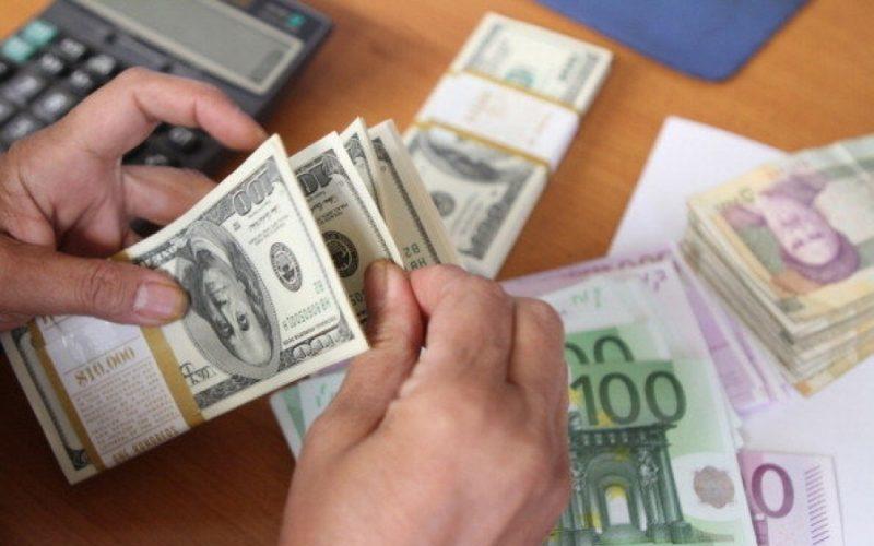 قیمت دلار و یورو بدون تغییر / قیمت دلار و یورو صرافی ملی ۹۸/3/1