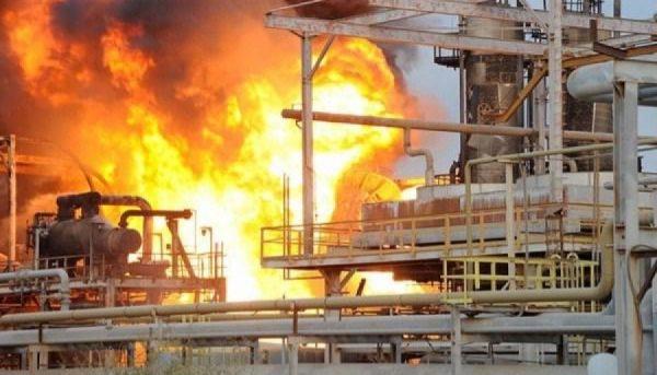 آتش سوزی در پتروشیمی بیستون / علت حادثه اعلام شد