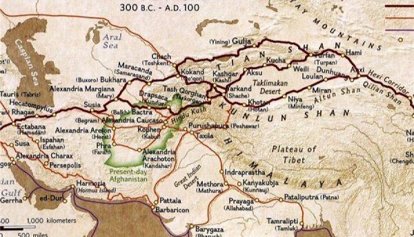 ایران نقطه اتصال کلیدی در مسیر جاده ابریشم به اروپاست