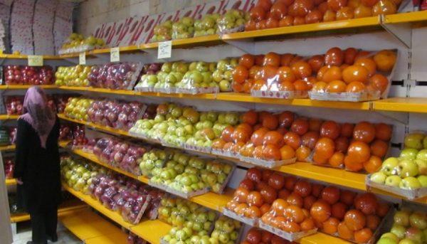 تفاوت ۲ هزار تومانی میوه در میدان با مغازه ها / دلالان اجازه ارزانی میوه را نمی دهند