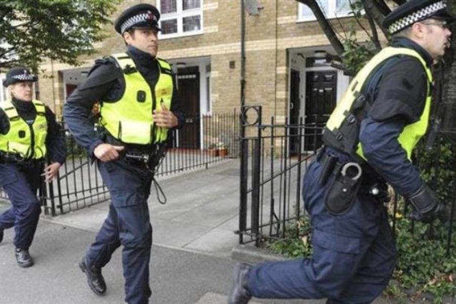 پنجشنبه وحشت در انگلیس
