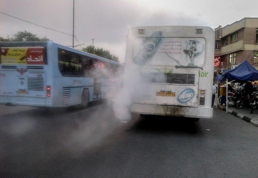 نوسازی ۲۰۰۰ اتوبوس فرسوده تهران و البرز