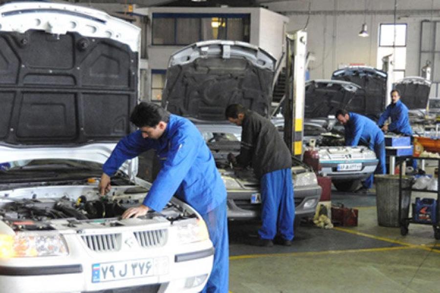 رتبهبندی شرکتهای خدمات خودرویی اعلام شد