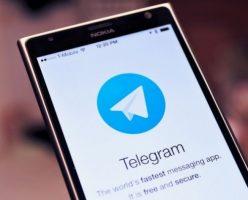 تلگرام ۱۵ میلیون کاربر ایرانی هک شد!