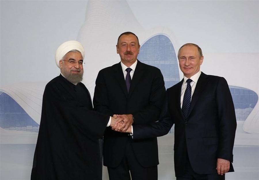 کریدور ترانزیتی شمال- جنوب، قطب مهم ترانزیتی برای آذربایجان