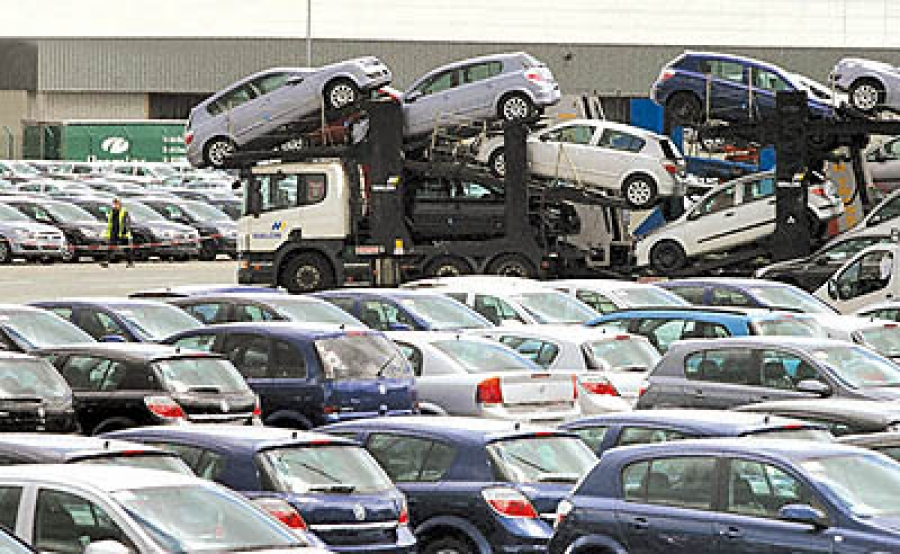 قیمت خودروهای خارجی ۵ میلیون افزایش یافت
