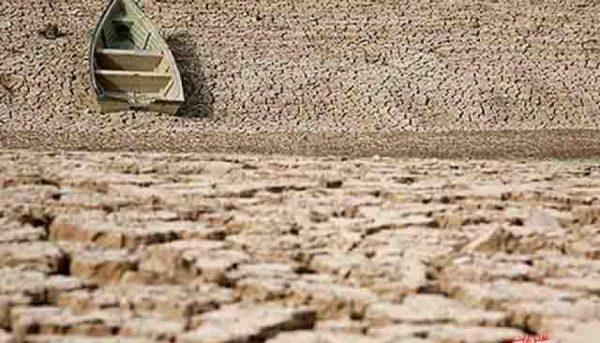 بحران آب در فلات مرکزی