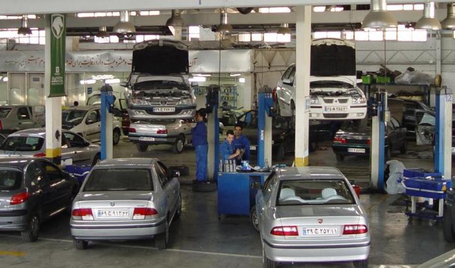جابجایی تعمیرگاههای خودرو در ورودی شهرها