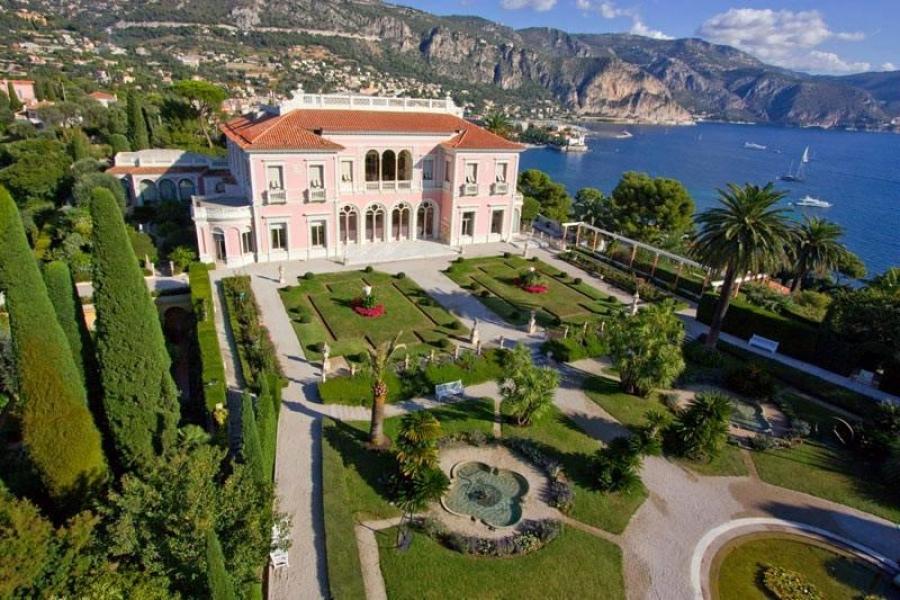 گرانترین خانه جهان + عکس