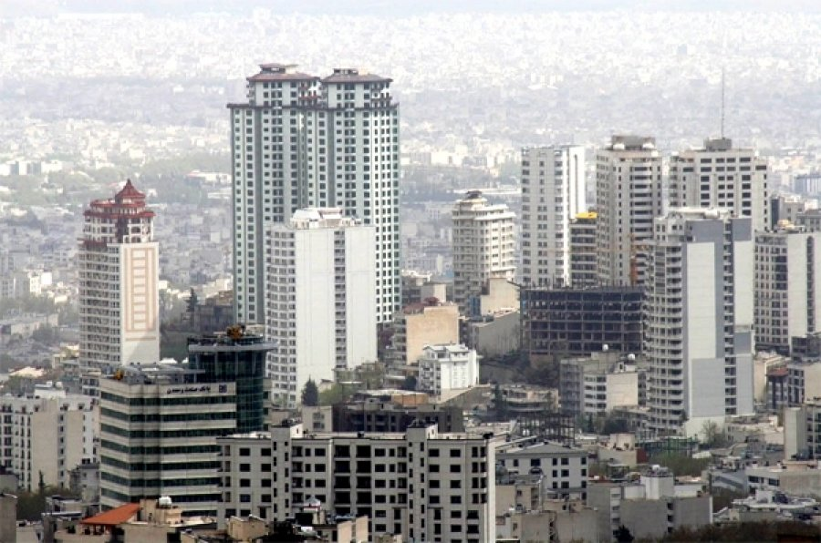 رهنهای میلیاردی در پایتخت +جدول