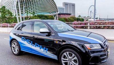 حمل و نقل عمومی سنگاپور توسط خودروهای خودران