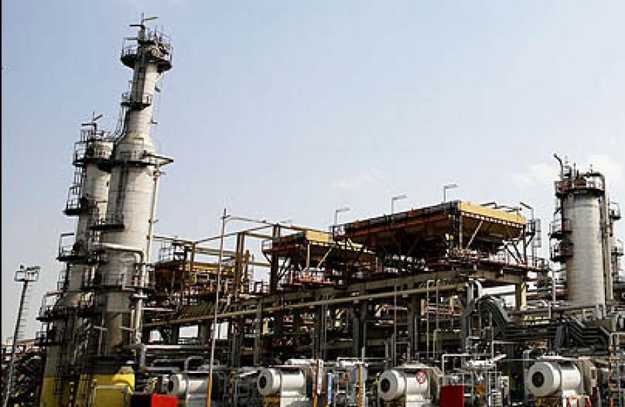 تعمیرات اساسی پالایشگاه نفت تهران آغاز شد