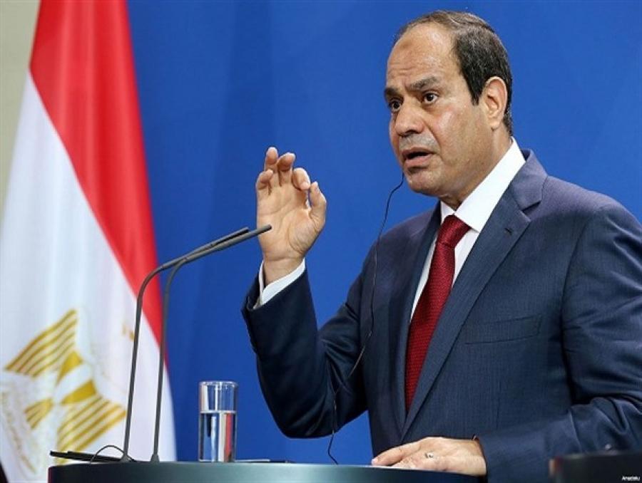 رئیس جمهوری مصر: مردم خود را برای ریاضت اقتصادی آماده کنند