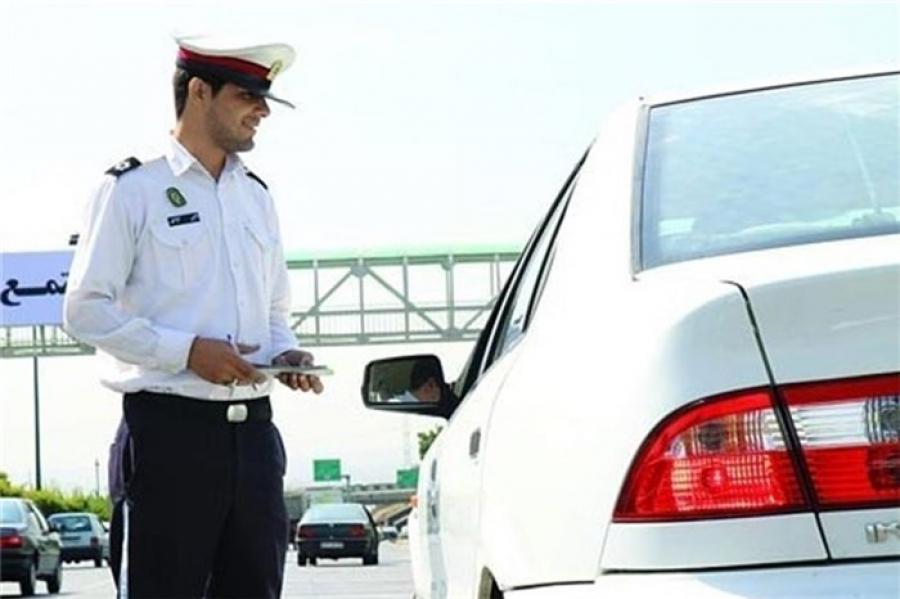 اجرای آزمایشی جریمه خودروهای فاقد معاینه فنی