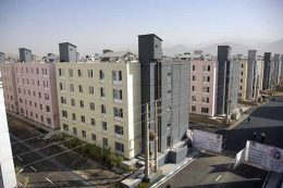 قیمت واحدهای مسکونی ۴ تا ۵ درصد رشد داشت