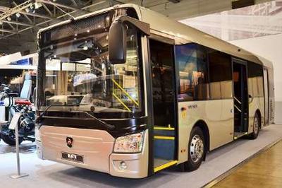 اتوبوس های روسی در شهرهای ایران