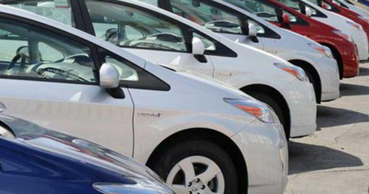 قیمت انواع خودروهای تویوتا در گمرک +جدول