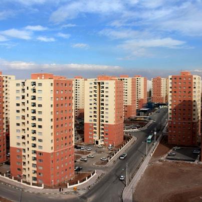 ساخت شهرهای جدید با استانداردهای بین المللی