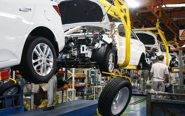افزایش ۴۰ درصدی تولید خودروهای سواری