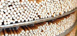 میزان مالیات سیگار و محصولات دخانی داخلی و وارداتی
