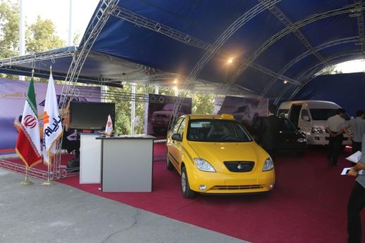 برگزاری نمایشگاه حمل و نقل شهری در شهر آفتاب