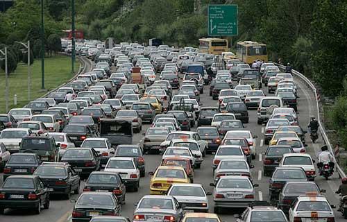مشکل ترافیک تهران بالاخره مشخص شد!