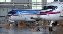 """هواپیمایی """"آسمان"""" اولین مشتری ایرانی سوخو"""