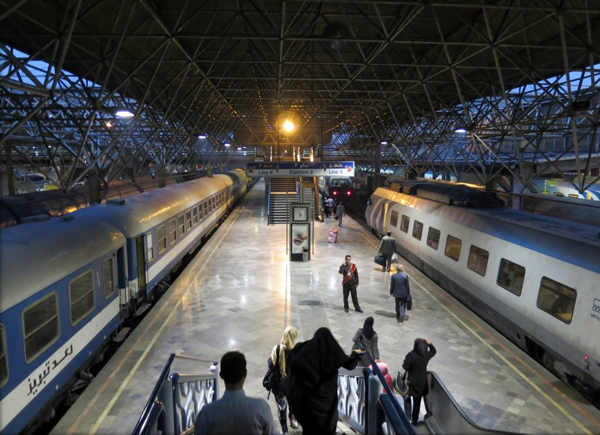 پیشفروش بلیت قطارهای زمستانی از ٢۴ آذرماه