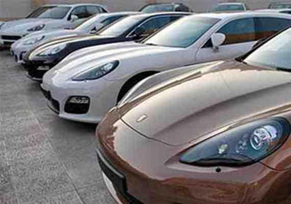 قیمت برخی از خودروهای وارداتی در مناطق آزاد +جدول