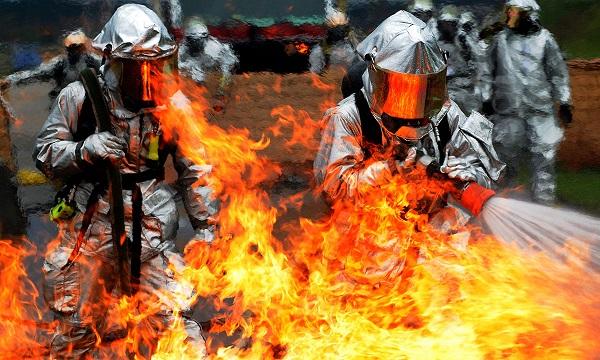 آتش نشان ها در کشورهای دیگر چقدر حقوق می گیرند؟