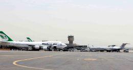 کاهش خدمات فرودگاهها به ایرلاینهای بدحساب