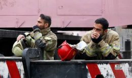 روایت یک آتشنشان از حادثه پلاسکو