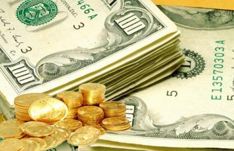 قیمت سکه در اولین روز هفته/ دلار۳۹۶۰ تومان