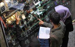 کنترل بازار موبایل با اجرای طرح رجیستری