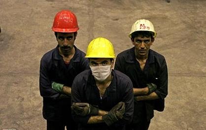 سهم مزد از قیمت تمام شده کاهش یافت