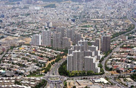 بیش از ۸۰ درصد ساختمان های تهران غیرایمن هستند