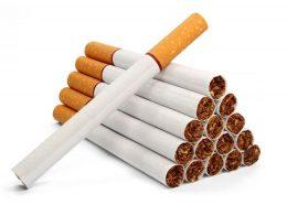 عوارض محصولات دخانی وارداتی و داخلی