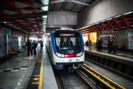 خط یک مترو تهران رایگان شد
