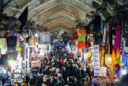 بازار تهران ناایمن است