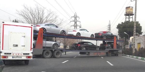 واردات خودرو مکروه است