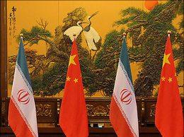 صادرات کالاهای چینی به ایران کاهش یافت