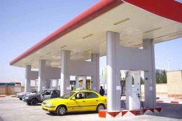 قطع گاز جایگاه های CNGشمال کشور