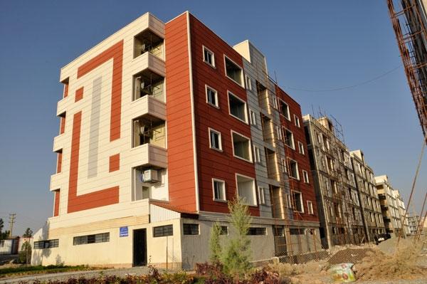 بانک مسکن به هفت میلیون دستگاه واحد مسکونی کشور تسهیلات داد