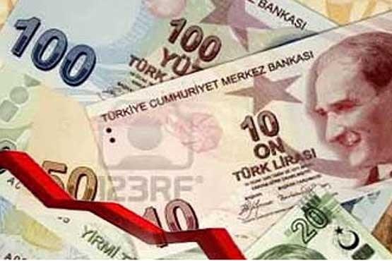 دلایل کاهش ارزش لیر ترکیه