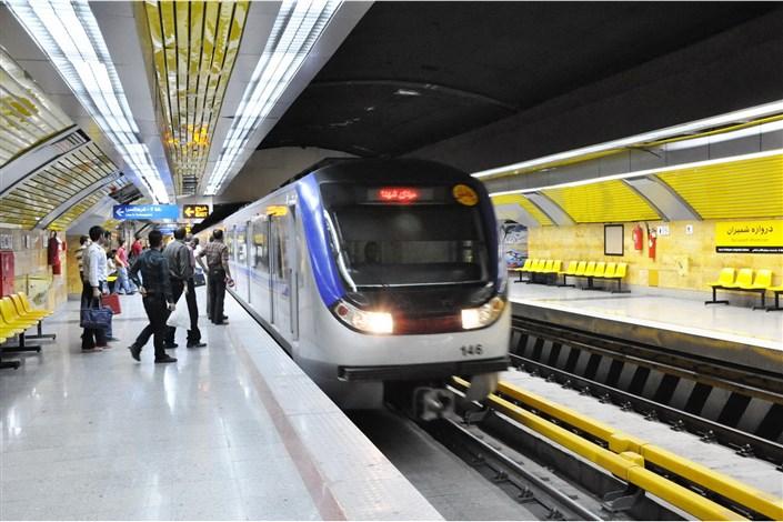 فردا خط ۱ و ۴ مترو رایگان است